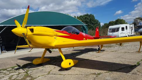 Aircraft for Sale in Wickenby, Lincolnshire, United Kingdom: 1999 Mudry CAP 232