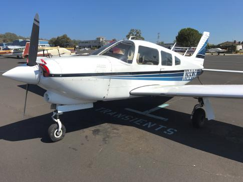 Aircraft for Sale in AUBURN, California, United States (KAUN): 1977 Piper PA-28R-201T Arrow III
