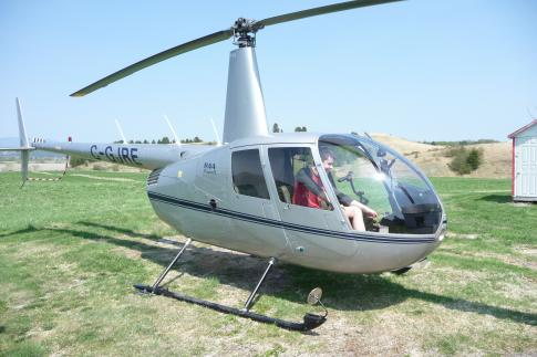 Aircraft for Sale in Quebec, Canada: 2006 Robinson R-44 Raven II