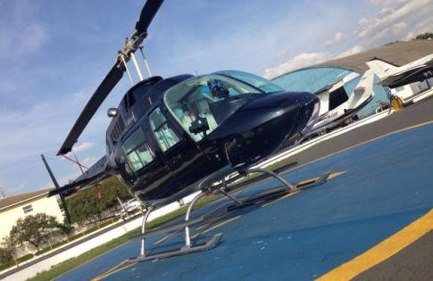 Aircraft for Sale in Brazil: 1991 Bell 206B3 - 1
