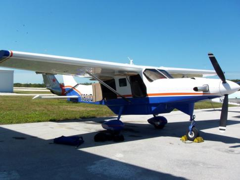 Aircraft for Sale in Florida: 2007 Aerocomp Comp Air 8 - 1