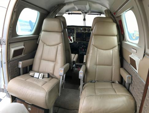 Aircraft for Sale in Colorado: 1981 Beech Duke - 3