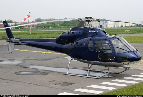 Aircraft for Sale in near Rimini, Italy: 1985 Eurocopter AS 355F1 Ecureuil II