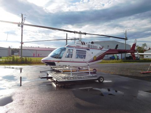 Aircraft for Sale in Lachute, Quebec, Canada (CSE4): 1981 Bell 206B3 JetRanger III
