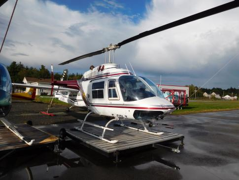 Aircraft for Sale in Quebec: 1981 Bell 206B3 - 2