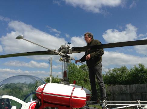 Aircraft for Sale in Brissac: 1956 Bell 47G-2A1 - 2