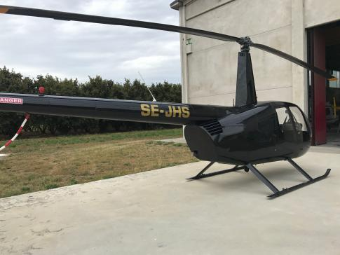 Aircraft for Sale in Italy: 2012 Robinson R-44 - 3