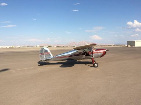 Aircraft for Sale in Las Vegas, Nevada, United States (KVGT): 1947 Cessna 140