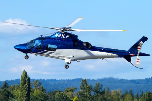 Aircraft for Sale in United States: 2002 Agusta A109E Power