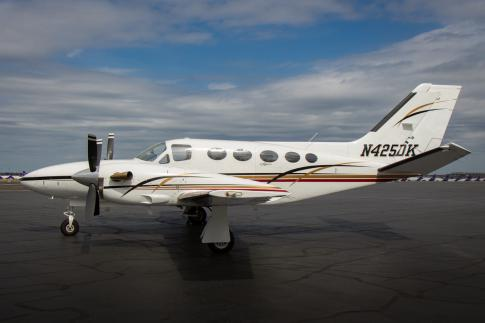 Aircraft for Sale in Memphis, Tennessee, United States (KMEM): 1981 Cessna 425 Conquest I