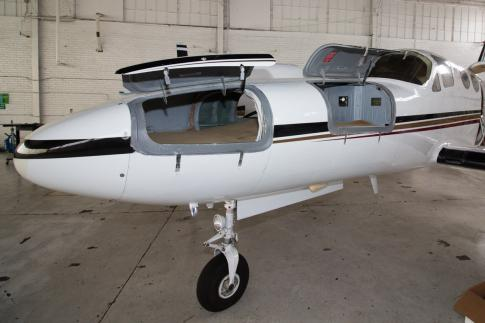 Aircraft for Sale in Tennessee: 1981 Cessna Conquest I - 3