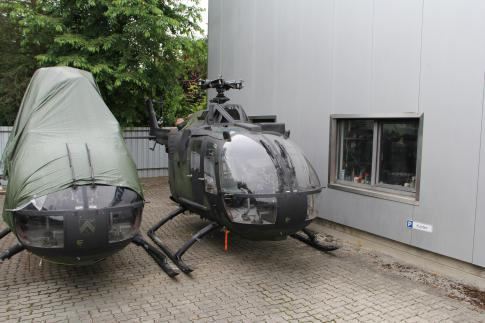 Aircraft for Sale in Germany: 1980 Eurocopter Bo 105