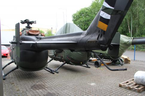 Aircraft for Sale in Germany: 1980 Eurocopter Bo 105 - 2