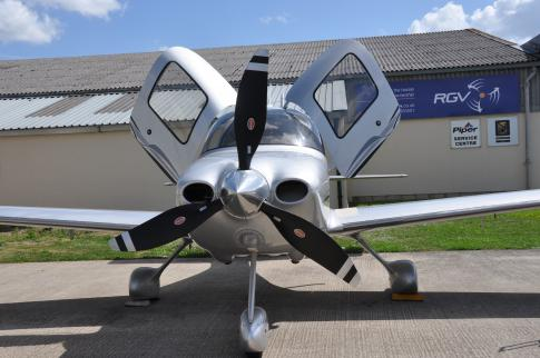 Aircraft for Sale in Hamburg: 2007 Cirrus SR-22G3 GTS Turbo - 2