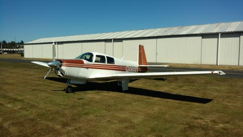 Aircraft for Sale in Snohomish, Washington, United States (S43): 1969 Mooney M20E