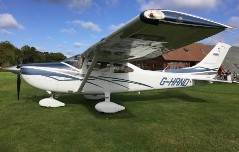 Aircraft for Sale in Denham, Buckinghamshire, United Kingdom (EGLD): 2007 Cessna 182T Skylane