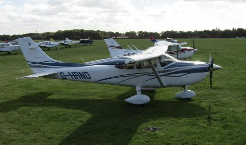 Aircraft for Sale in Buckinghamshire: 2007 Cessna 182T - 3