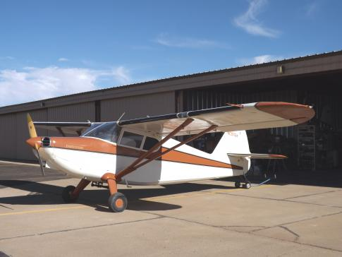 Aircraft for Sale in Portales, New Mexico, United States: 1946 Stinson 108