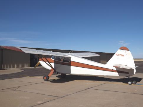 Aircraft for Sale in New Mexico: 1946 Stinson 108 - 2