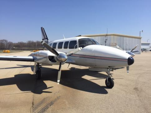 Aircraft for Sale in Minnesota: 1976 Piper PA-31-350 - 2