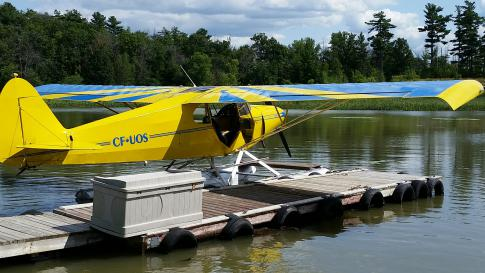 Aircraft for Sale in Orleans, Ontario, Canada (CYRO): 1946 Piper PA-12-150 Super Cruiser