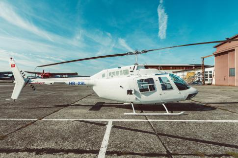 Aircraft for Sale in Switzerland: 1974 Bell 206B JetRanger II