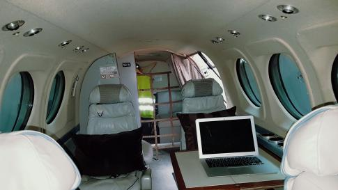 Aircraft for Sale in France: 1993 Beech C90B - 3