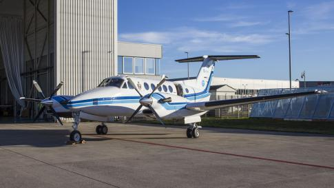 Aircraft for Sale in Germany: 1992 Beech 300LW King Air