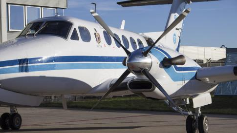 Aircraft for Sale in Germany: 1992 Beech 300LW - 3