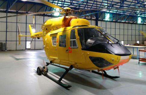 Aircraft for Sale in Spain: 1985 Eurocopter BK 117B2