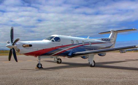 Aircraft for Sale in Englewood, Colorado, United States (KAPA): 2012 Pilatus PC-12/47E