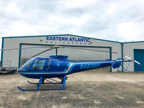 Aircraft for Sale in United Kingdom: 2003 Enstrom F-480B