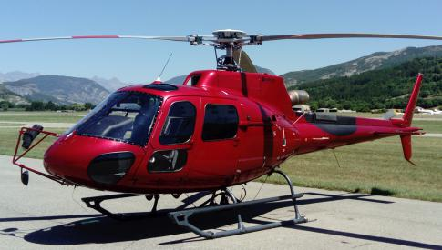 Aircraft for Sale in France: 2017 Eurocopter AS 350B3e Ecureuil