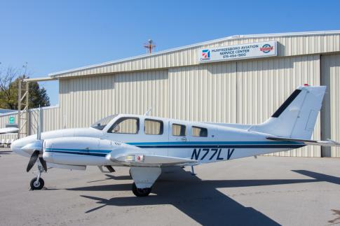 Aircraft for Sale in Tennessee: 1980 Beech 58P - 2