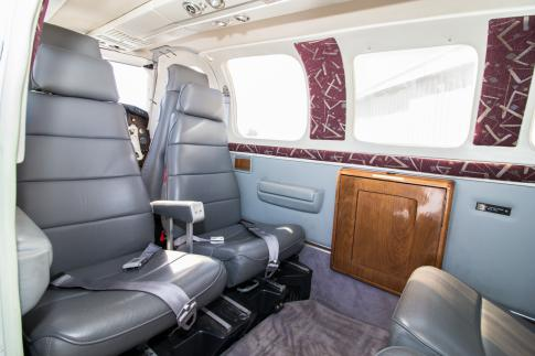 Aircraft for Sale in Tennessee: 1980 Beech 58P - 3
