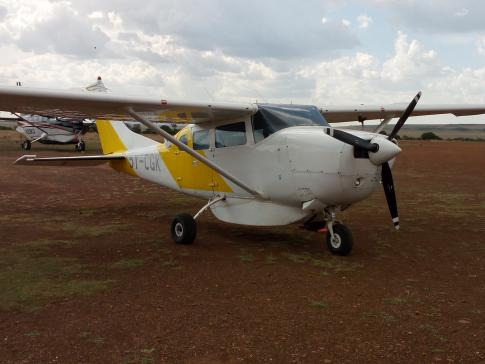 Aircraft for Sale in Diani, Kenya, Kenya (UKA): 1971 Cessna U206E