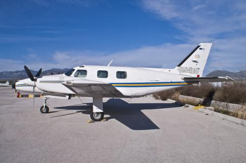 Aircraft for Sale in Greece: 1974 Piper PA-31P-425 - 1