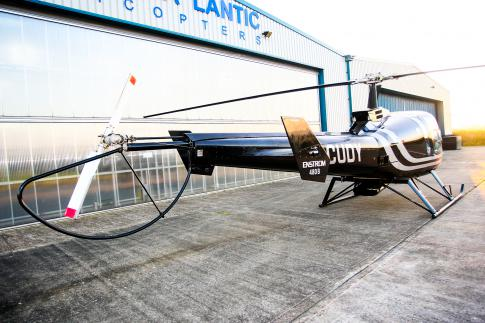 Aircraft for Sale in UK: 2005 Enstrom F-480B - 3