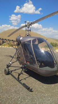 Aircraft for Sale in Provo, Utah, United States: 1994 Canadian Home Rotors Safari