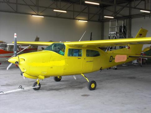 Aircraft for Sale in Germany: 1980 Cessna 210N - 1