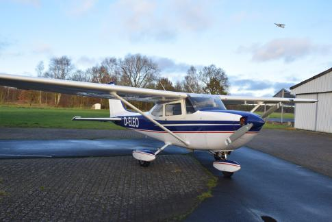 Aircraft for Sale in Rocket 210 PS Hamburg, Germany (EDHE): 1970 Cessna 172H Reims Rocket