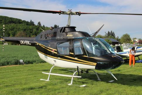 Aircraft for Sale in Brno, LKTB, Czech Republic: 2007 Bell 206B3 JetRanger III