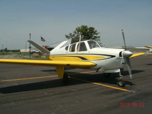 Aircraft for Sale/ Swap/ Trade in Mesa, United States (KFFZ): 1956 Beech G35 Bonanza