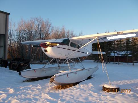 Aircraft for Sale in Manitoba, Canada: 1971 Cessna A185E Skywagon