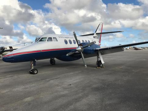 Aircraft for Sale/Lease in Florida: 1984 BAe J-31 - 2