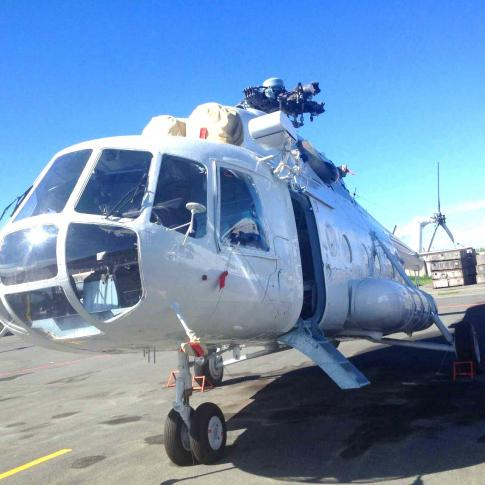 Aircraft for Sale in Tumen, Russia: 1991 Mil MI-8MTV-1