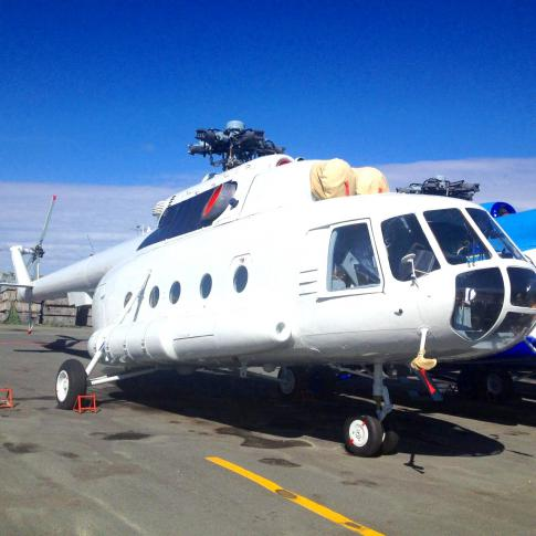 Aircraft for Sale in Russia: 1991 Mil MI-8MTV-1 - 2