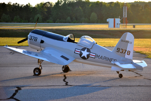 Aircraft for Sale in Newnan, Georgia, United States (KCCO): 1991 W.A.R. F4-U Corsair