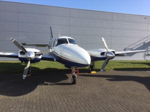 Aircraft for Sale/ Lease/ ACMI Lease/ Dry Lease in Belgium: 1983 Piper PA-31P-350 Mojave