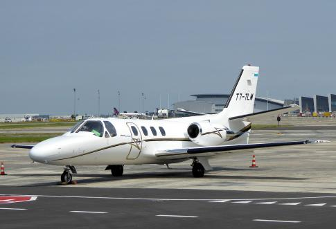 Aircraft for Sale in SION, Switzerland (LSGS): 1980 Cessna 501 Citation I/SP